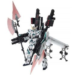 Figurka MG 1/100 RX-0 Full Armor Unicorn Ver.Ka
