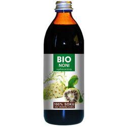 Sok z owoców Noni 100% BIO (bez cukru) 500ml