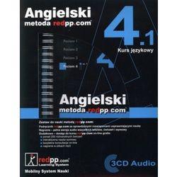 Angielski metoda redpp.com cz 4.1 (książka + 3 CD audio + dostęp do kursu online) (opr. miękka)
