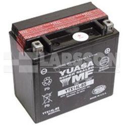 Akumulator bezobsługowy YUASA YTX14L-BS 1110378 Harley Davidson XL 1200