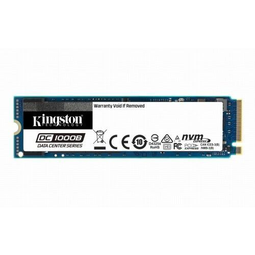 Kingston dysk ssd 480g dc1000b m.2 2280 nvme