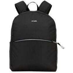 723ef1694583b Plecak damski antykradzieżowy Pacsafe Stylesafe backpack czarny - Czarny