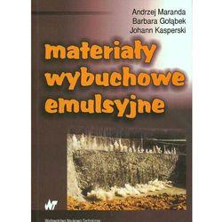 Materiały Wybuchowe Emulsyjne (opr. miękka)
