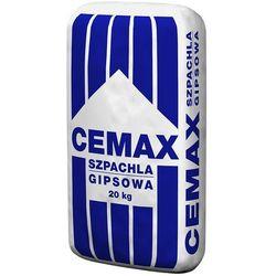 Gładź szpachlowa Cemax, 20kg