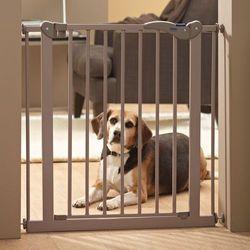 Bramka Ograniczająca Savic Dog Barrier 2, wys. 75 cm - Wysokość 75 cm, szerokość 75 - 84 cm