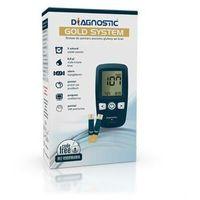 Glukometr Diagnostic Gold