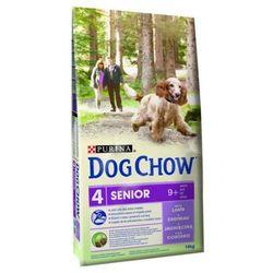 Purina DOG CHOW Senior Lamb JAGNIĘCINA karma dla psów starszych 2.5/14kg