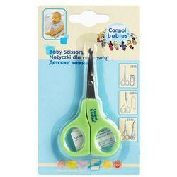 CANPOL 2/810 Nożyczki dla niemowląt