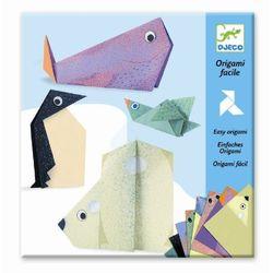 Zestaw origami - Zwierzęta Polarne