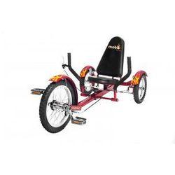 Rower Trójkołowy Mobo Cruiser Model Triton Czerwony