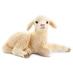 Owieczka leżąca Figurka
