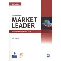 Market Leader Intermediate Business English Practice File with CD (opr. miękka)