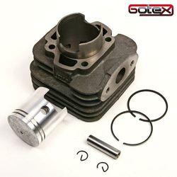 Cylinder kompletny do agregatów 650W - 1200W z silnikami dwusuwowymi o pojemności 63cm3