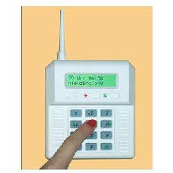 Bezprzewodowa centrala alarmowa CB32 z podświetlaniem zielonym, CB32Z