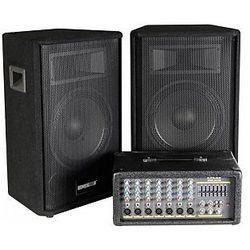 HQ Power VDSPROM8 zestaw karaoke
