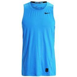 Nike Performance PRO HYPERCOOL Podkoszulki light photo blue/black