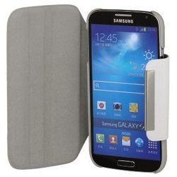 Etui HAMA do Samsung Galaxy S4 Mini Book Look+Stand Biały