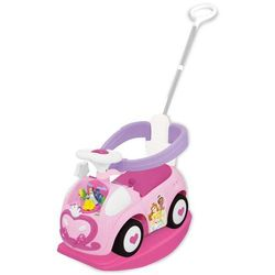 Kiddieland, Księżniczki Disneya, jeździk, 4w1, Dancing Princess Activity Darmowa dostawa do sklepów SMYK