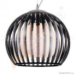 AZZARDO ARCADA L LAMPA WISZĄCA 1X60W E27 CZARNA żarówka LED gratis