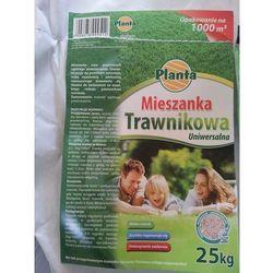 Nasiona traw MIESZANKA TRAWNIKOWA Planta 25kg