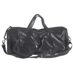 torba podróżna ciemno brązowa