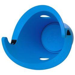 Wieszak rowerowy Cycloc Solo niebieski - Niebieski