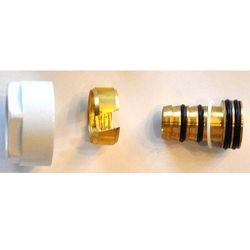 Złączka zaciskowa do rury z tworzywa sztucznego PEX GW M22x1,5 - 16x2 Schlosser 6026 00005 Biała