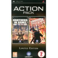 Brothers in Arms: D-Day + Tom Clancy's Rainbow Six: Vegas (PSP)