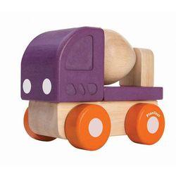 Mini autko-betoniarka