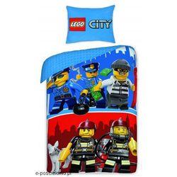 Pościel Lego CITY