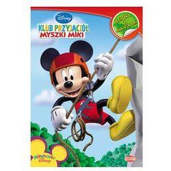 Klub Przyjaciół Myszki Miki Książka z naklejkami