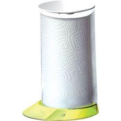 Casa Bugatti - Glamour - stojak na ręczniki papierowe - żółty