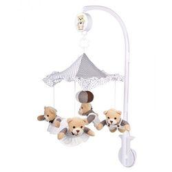 Karuzela pluszowa CANPOL BABIES Misie pod parasolem 2/374