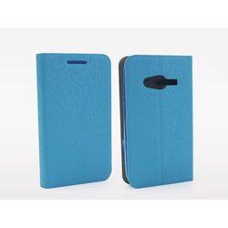 Flex Book - Samsung Galaxy Trend 2 Lite - pokrowiec na telefon - niebieski