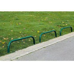 Barierka trawnikowa - 1,5 m, ocynk i lakier - 1.5 m, lakierowana