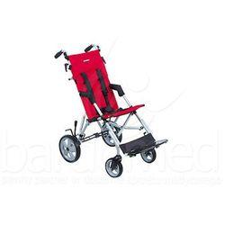 Wózek inwalidzki dziecięcy spacerowy Patron Corzo X-Country szer. 34