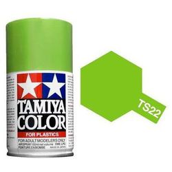 Farba modelarska spray TS22 Light Green