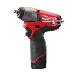 MILWAUKEE M12 CIW12-202C FUEL kompaktowy klucz udarowy 1/2˝ 158Nm (2 x 2.0 Ah) 4933447130 (ZNALAZŁEŚ TANIEJ - NEGOCJUJ CENĘ !!!)