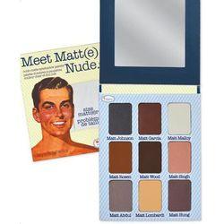 TheBalm Meet Matt(e) - paleta cieni do powiek 25,5g