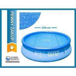Pokrywa solarna na basen 244 cm INTEX 29020