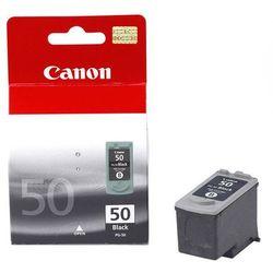 Wkład atramentowy Canon PG50 czarny [ 22ml, iP2200/MX300, Faxy-JX210P, JX510P ]