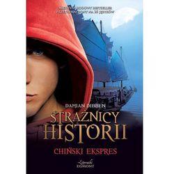 Chiński ekspres. Strażnicy historii