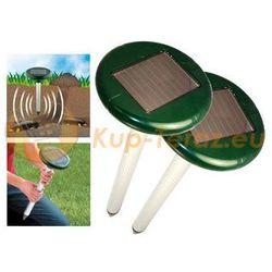 Odstraszacz kretów solarny - 2 sztuki