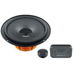 Głośniki samochodowe HERTZ DSK165.3 (moc max. 160W/ czarne, 2szt )