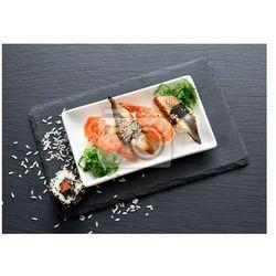 Obraz Sushi with salad