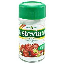 Stevia Stewia Naturalny Słodzik w Pudrze Puder 150g - Zielony Listek