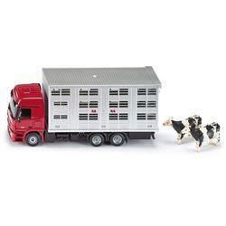 Zabawka SIKU Ciężarówka Mercedes Transporter Dla Zwierząt + Zamów z DOSTAWĄ JUTRO!