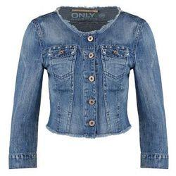 ONLY ONLCHRIS Kurtka jeansowa medium blue