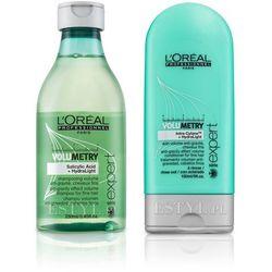 Loreal Volumetry Zestaw nadający objętość: szampon 250ml + odżywka 150ml