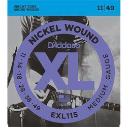 D'Addario EXL 115
